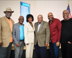 Historic markers celebrate the men and women who championed community's residents, schools and businesses